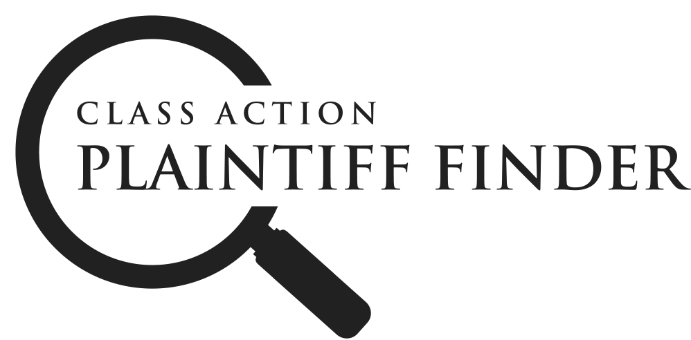 Class Action Plaintiff Finder